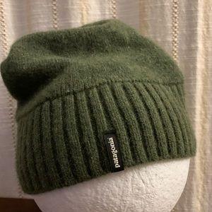 Patagonia wool beanie winter hat